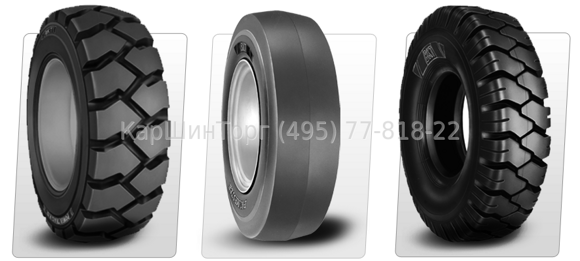 big_Forklift Tyres - Widewall